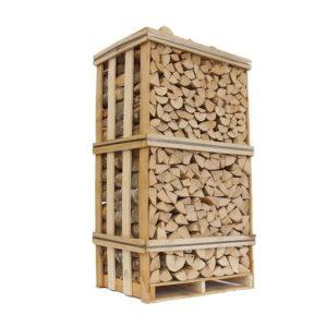 Brændetårn, ovntørret ask