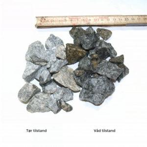 Granitskærver grå 16