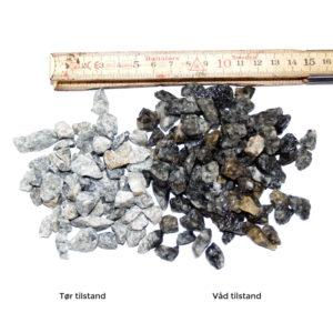 granitskærver grå 8-11 mm