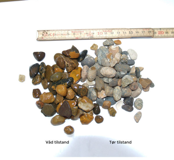 Perlegrus brun 8-16 mm