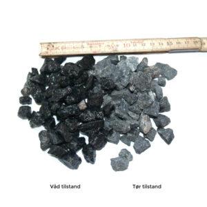 Granitskærver sort 11